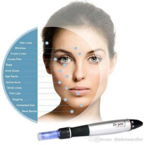tretmani lica - mezopen