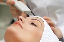 tretmani lica - ultra zvucni piling